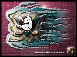 Anaheim Mighty Ducks, Dru�yny, Logo, NHL